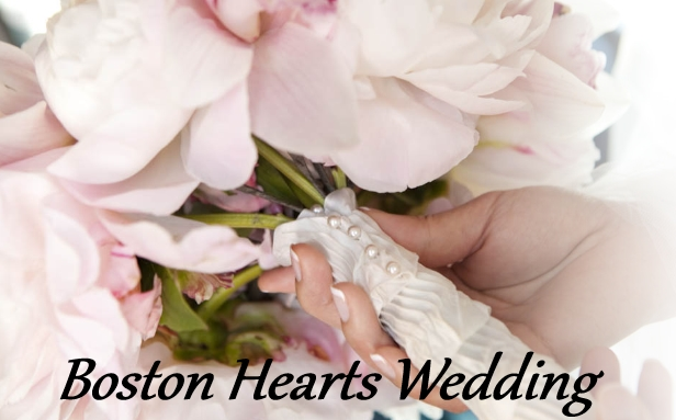 Boston Hearts Weddings
